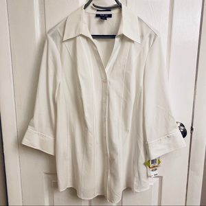 *NWT* 2/$15 or 3/$20- Style & Co button down shirt